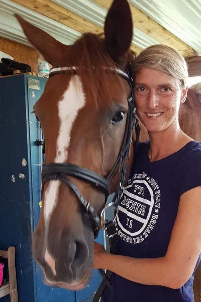 Erste Hilfe beim Pferd erklärt von Ellen Grund