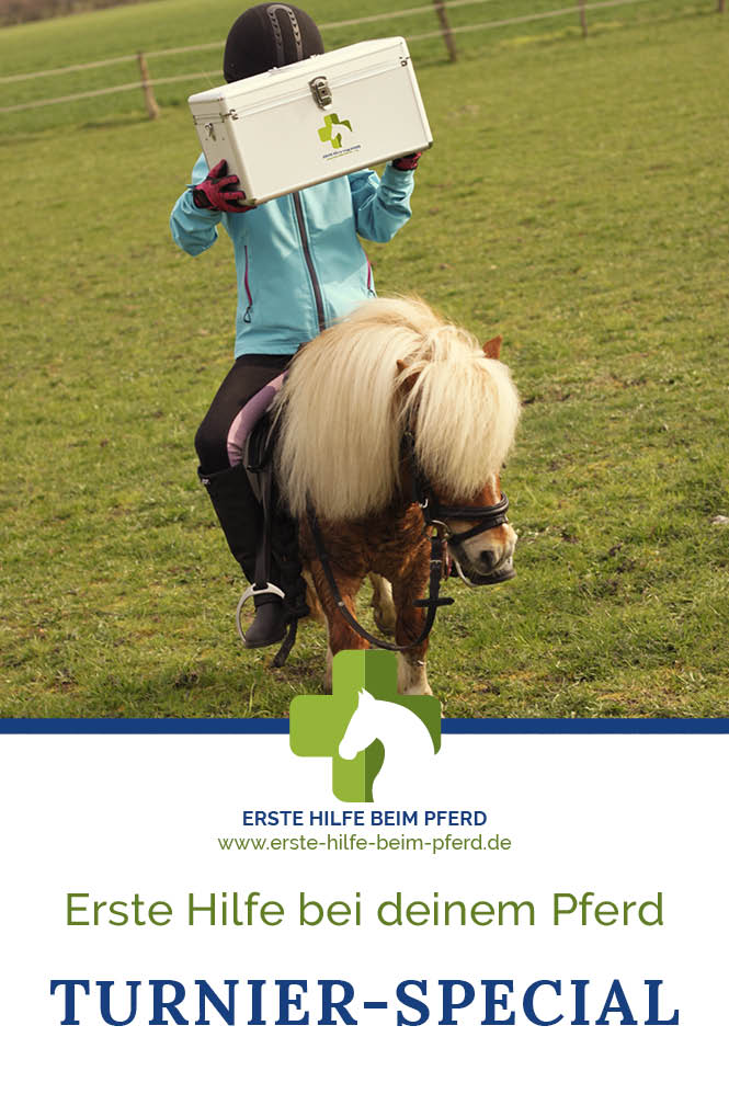 Erste Hilfe bei deinem Pferd - Turnier-Special